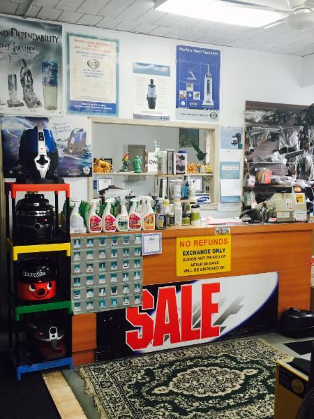 Vacuum Parts & Service - Hoses, Filters & Belts