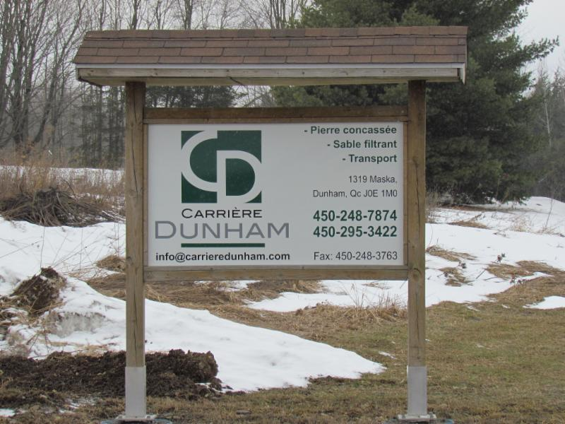 Carrière Dunham Inc - Photo 1