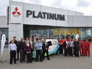 Platinum Mitsubishi - Photo 3