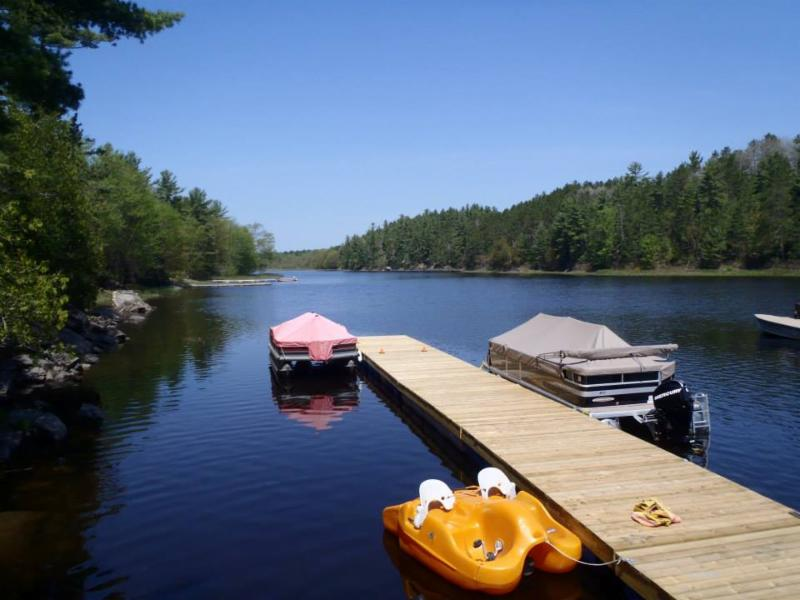 Fish Tale Cabins Amp Campground Noelville On 2597