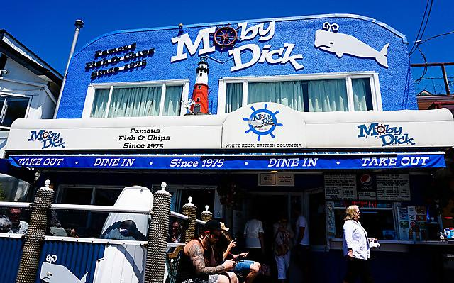 Moby Dick Restaurant - Photo 1