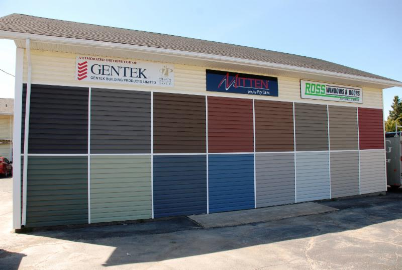 Home Siding Shop Inc Opening Hours 471 Korah Rd Sault