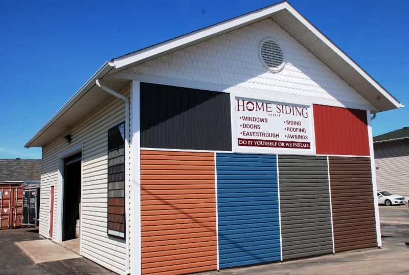 Home Siding Shop Inc Sault Ste Marie On 471 Korah Rd