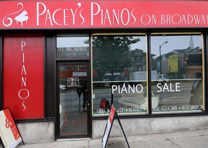 Pacey's Piano Ltd - Photo 4