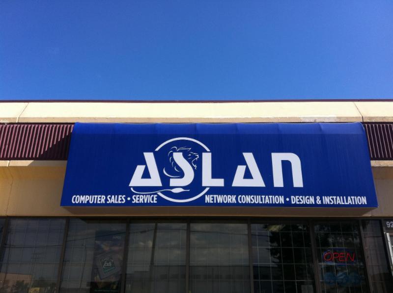 Aslan Exterior
