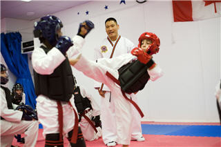 Leo Wongs Tae Kwon-Do & Krav Maga - Photo 1