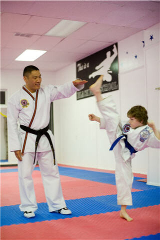 Leo Wongs Tae Kwon-Do & Krav Maga - Photo 2