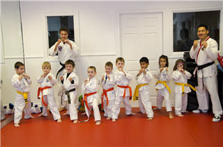 Leo Wongs Tae Kwon-Do & Krav Maga - Photo 3