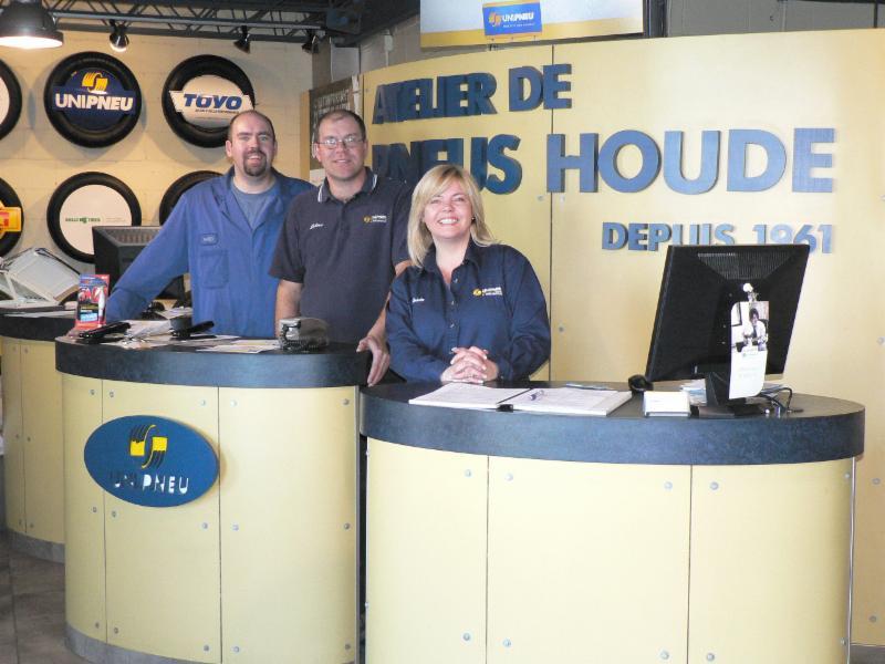 Atelier de Pneus Houde - Photo 2