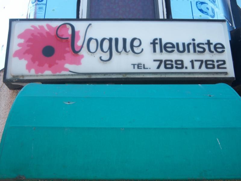Vogue Fleuriste - Photo 1