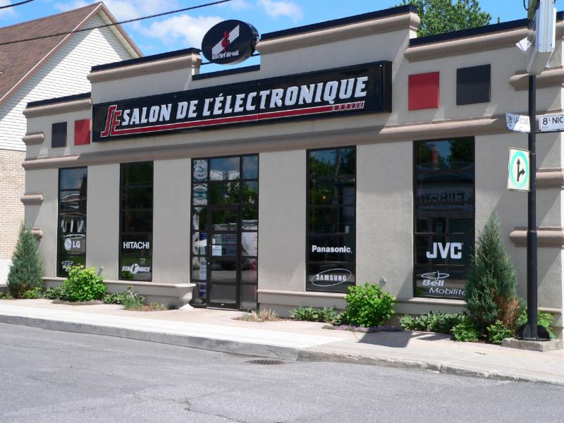Salon de l'Électronique Audette Inc - Photo 1