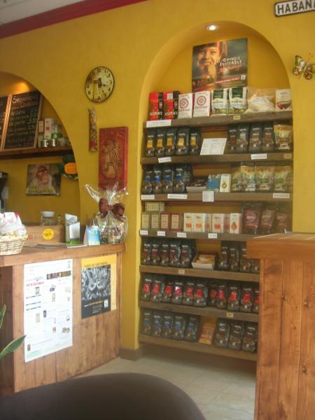 Librairie El Libro Espagnole Café - Photo 4