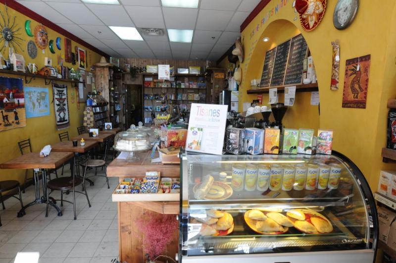 Librairie El Libro Espagnole Café - Photo 7