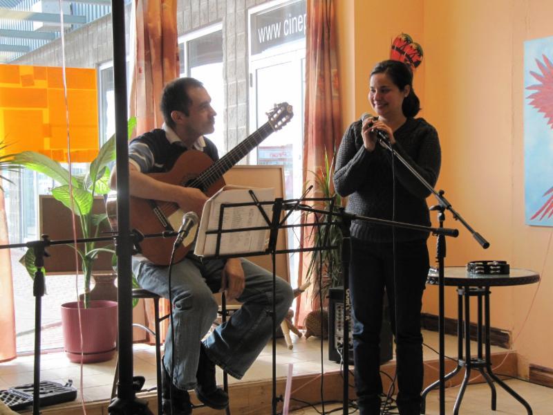 Librairie El Libro Espagnole Café - Photo 9