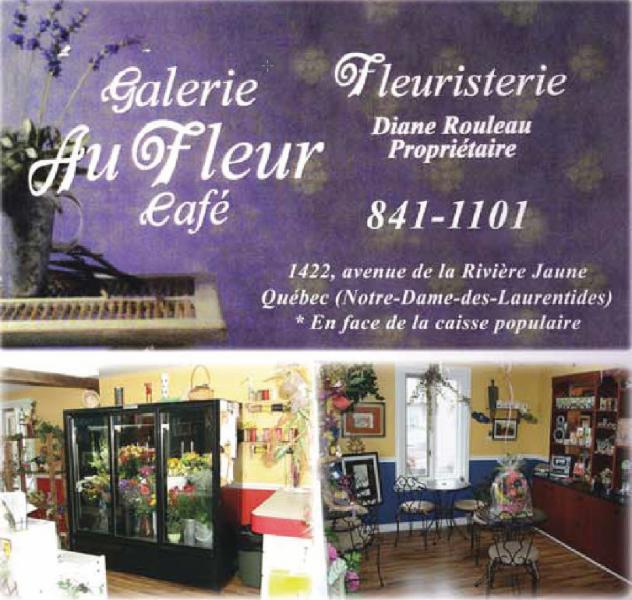 Galerie Au Fleur Café - Photo 2