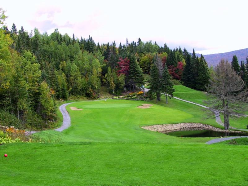 Club De Golf Alpin Inc - Photo 2