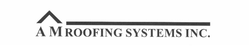 A M Roofing Systems Inc - Photo 1