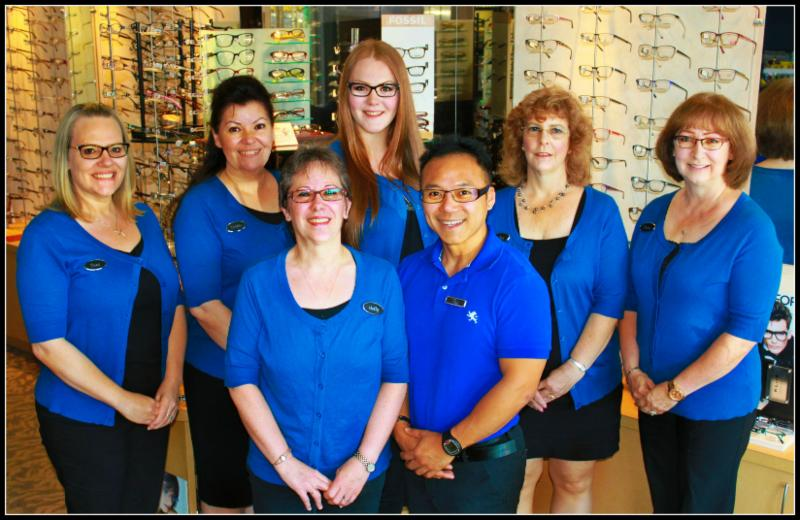 Newton Optometry Clinic - Photo 3