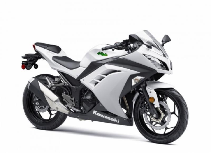 Ninja 300 - Burnaby Kawasaki