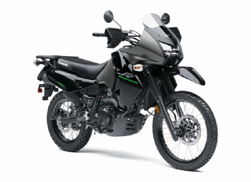 KLR650 - Burnaby Kawasaki