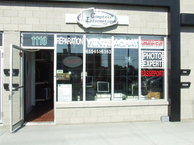 Le Comptoir Informatique Inc - Photo 8