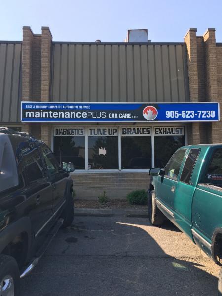 Maintenance Plus Car Care Ltd - Photo 1