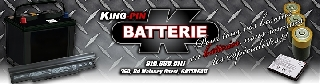 Batterie King Pin - Photo 2