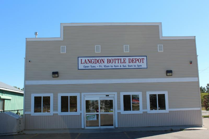 Langdon Bottle Depot Ltd - Photo 1