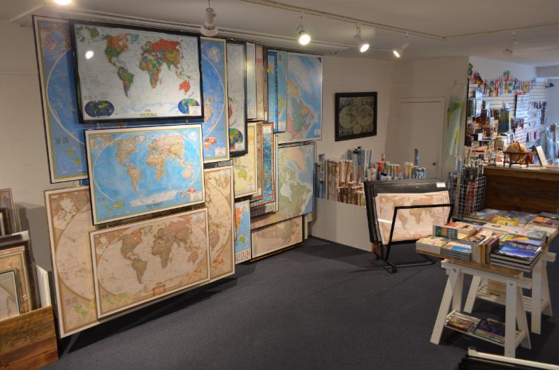 A World Of Maps & Travel Books - Photo 3