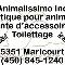 Animalissimo Inc - Services pour animaux de compagnie - 450-845-1240