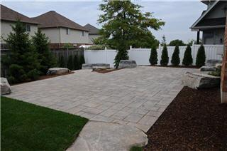 Evergreen landscapes canpages for Evergreen landscapes ltd