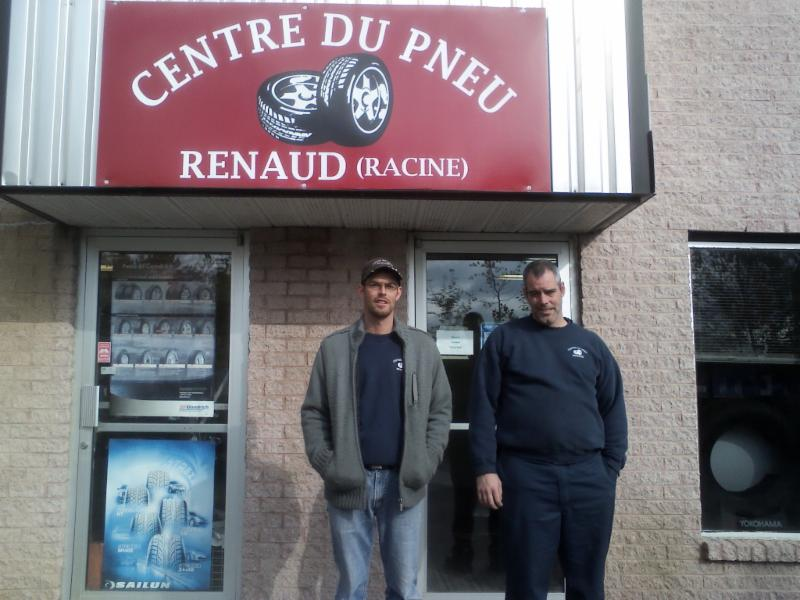 Centre du Pneu Renaud - Photo 2