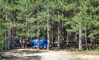 Camping Québec - Photo 9
