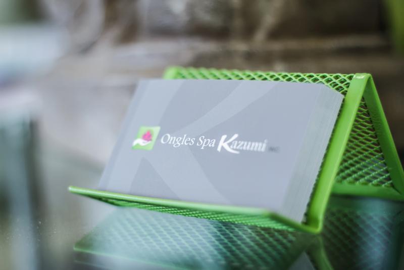 Ongles Spa Kazumi Inc - Photo 1