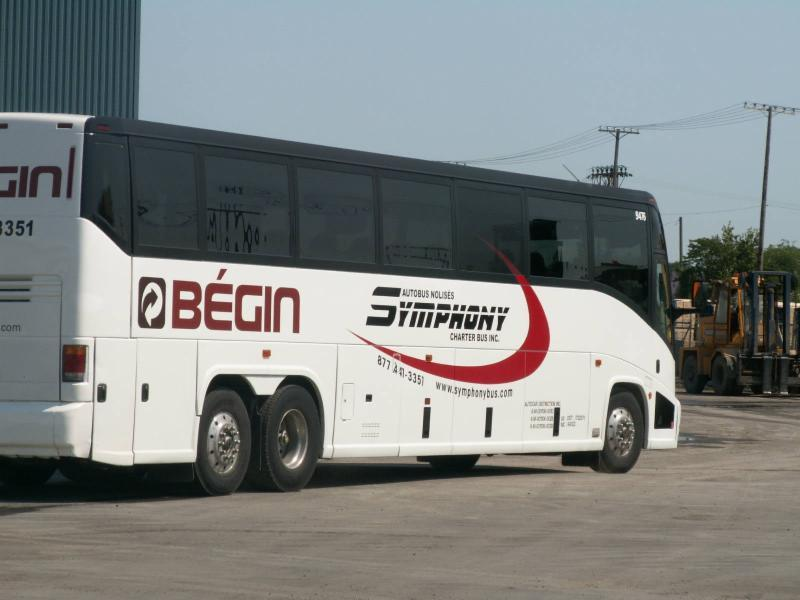 Symphony Charter Bus Inc - Photo 2