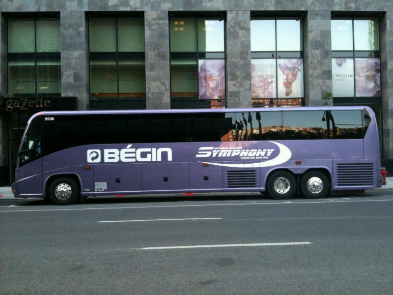 Symphony Charter Bus Inc - Photo 3