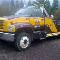 Clarke's Towing Ltd - Truck Painting & Lettering - 506-855-4721