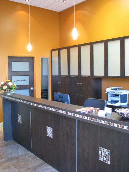 Réception - Clinique Du Sourire