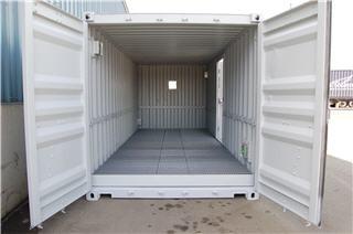 Gt service de conteneurs montr al qc 10000 boul maurice duplessis canp - Extension maison container ...