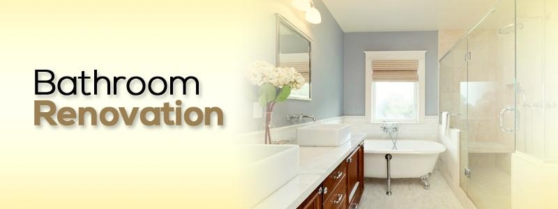 Bathroom renovations edmonton