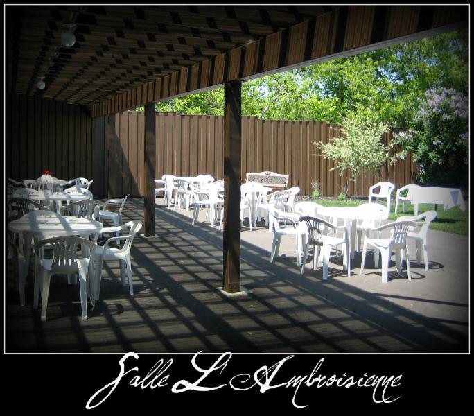 Salle de Réception L'Ambroisienne - Photo 4