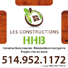 Les Constructions HHB inc - Hugo Harrison Bouffard - Photo 15