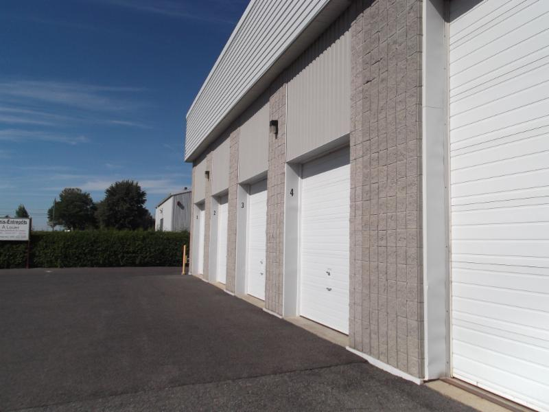 storage facility - Entreposage Techni-Fer Inc