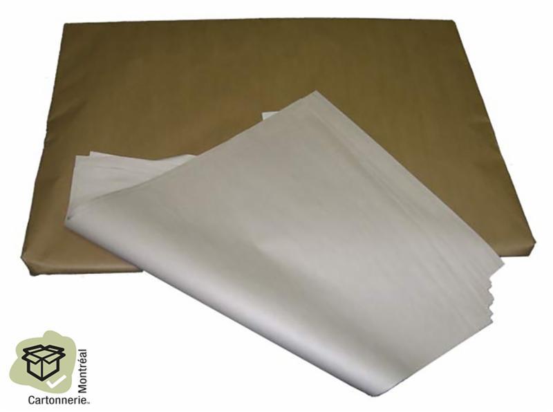 Papier d'emballage - Cartonnerie Montréal Inc