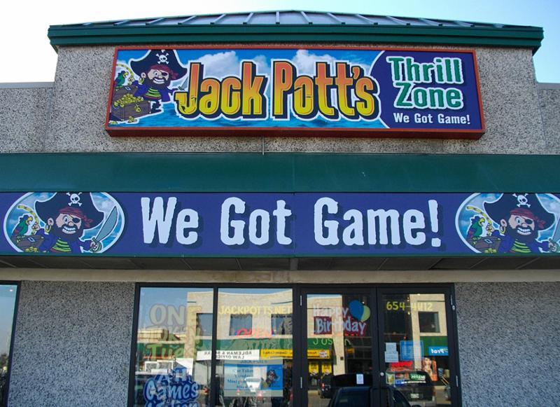 Jack Pott's Thrill Zone - Photo 2