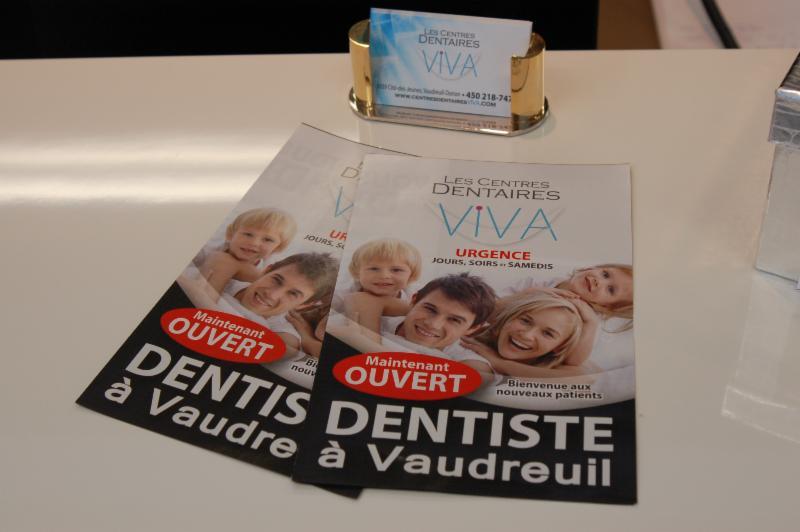 Les Centres Dentaires VIVA - Photo 5