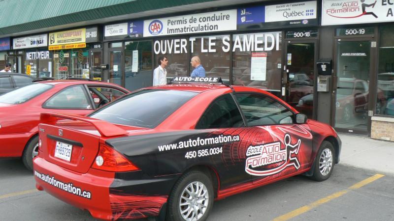 Ecole De Conduite Auto Formation - Photo 2