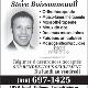 Boissonneault Steve Orthothérapeute - Massothérapeutes - 819-697-1425