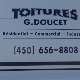 Toitures Gilles Doucet Inc - Couvreurs - 450-656-8808