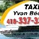 Taxi Bédard (Yvan) - Taxis - 418-337-3377